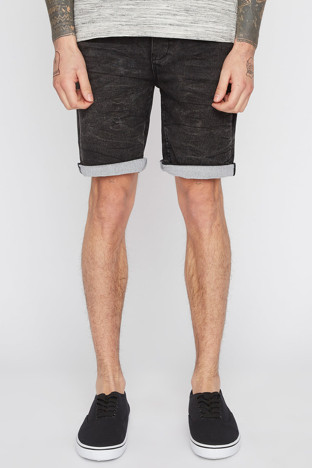 Zoo York Mens Jogger Shorts