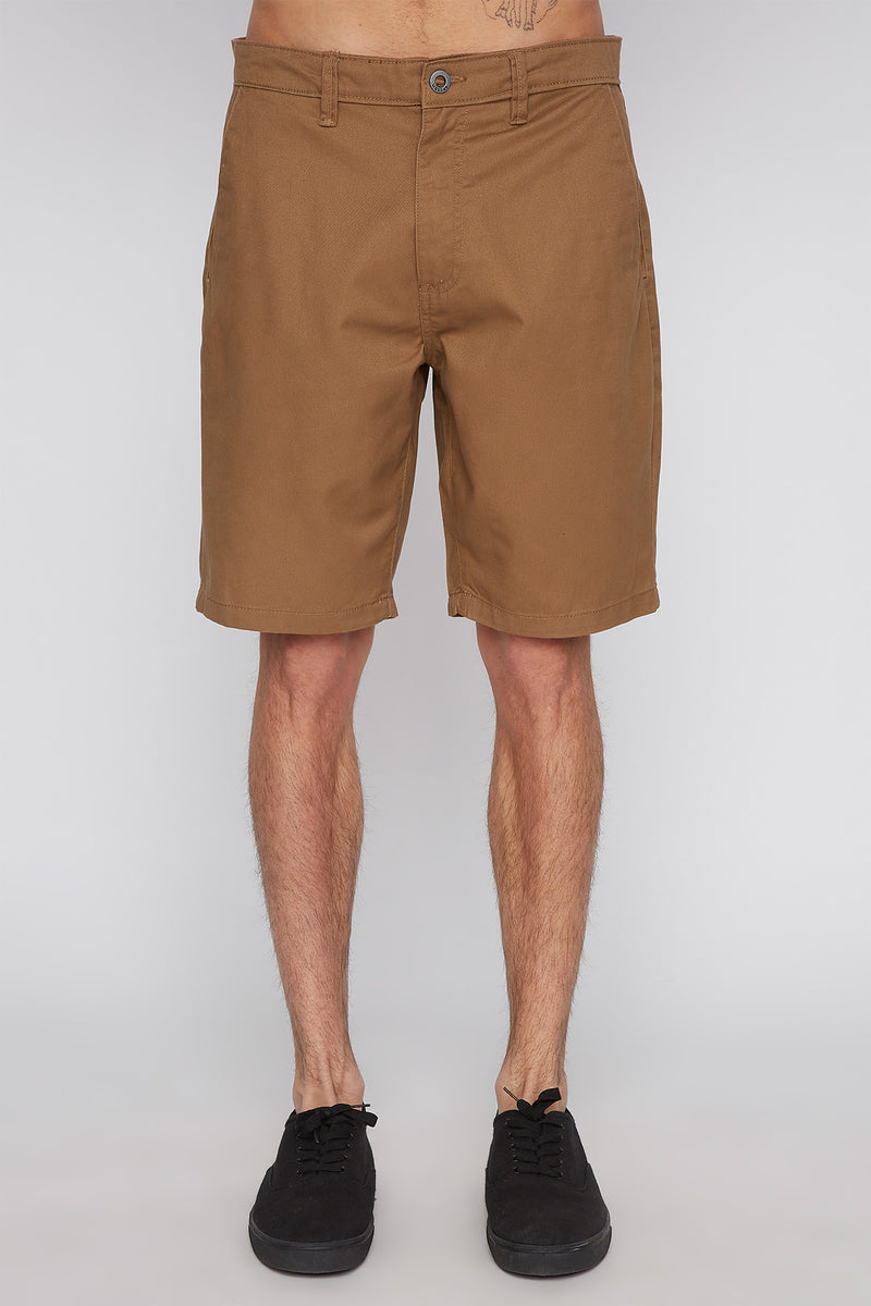 West49 Mens Twill Shorts