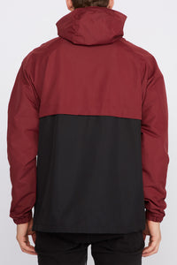 West49 Mens Colour Block Anorak Jacket