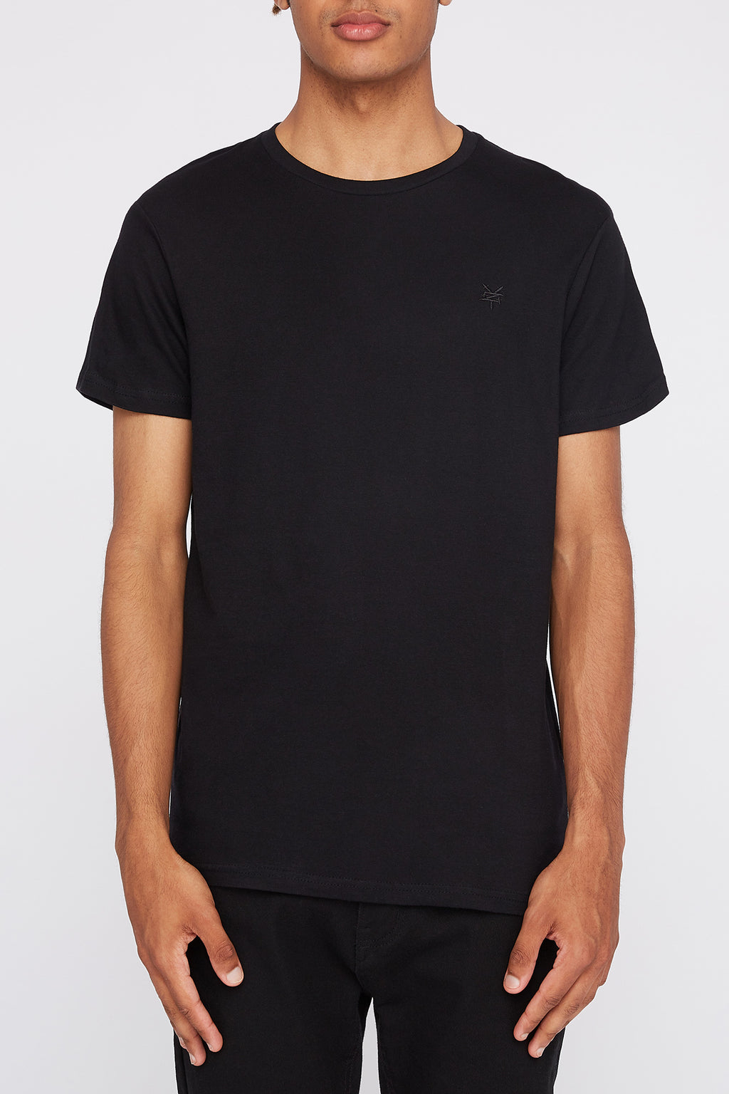 Zoo York Mens Embroidered Logo T-Shirt