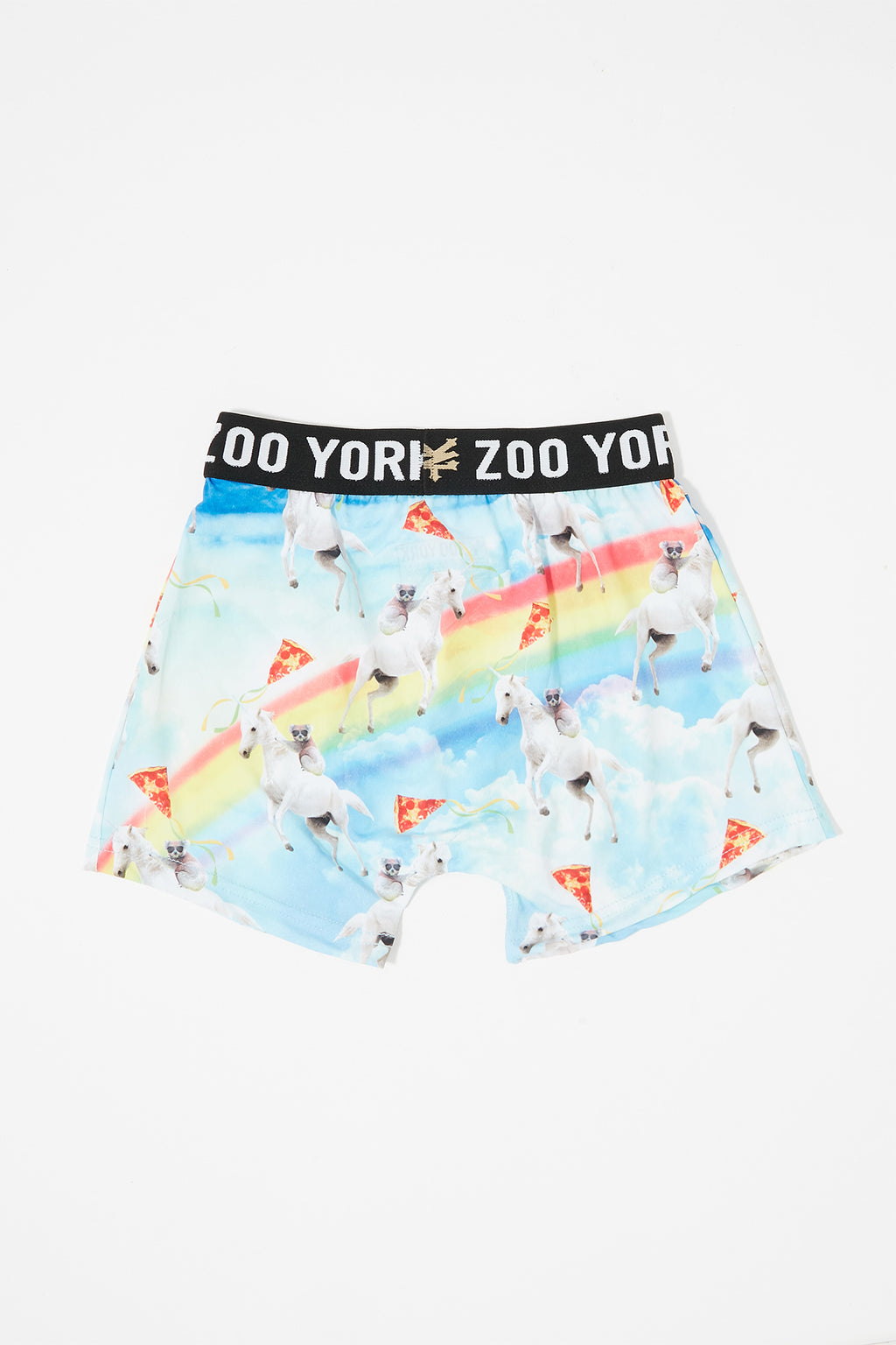 Zoo York Mens Unicorn Boxer Brief