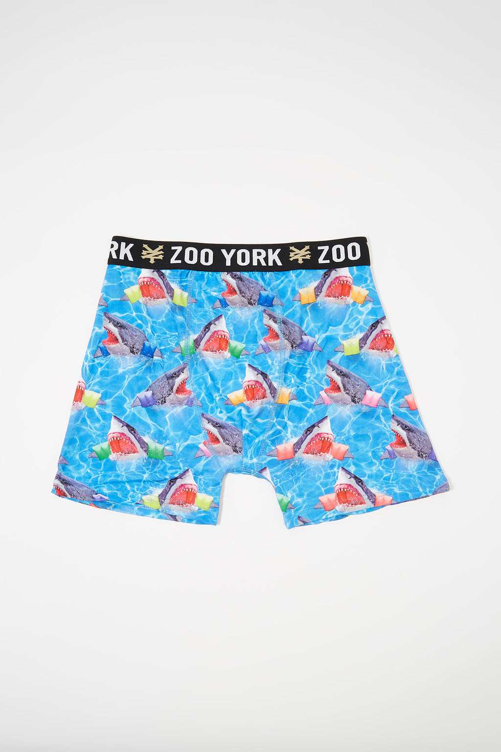 Zoo York Boys Shark Boxer Briefs