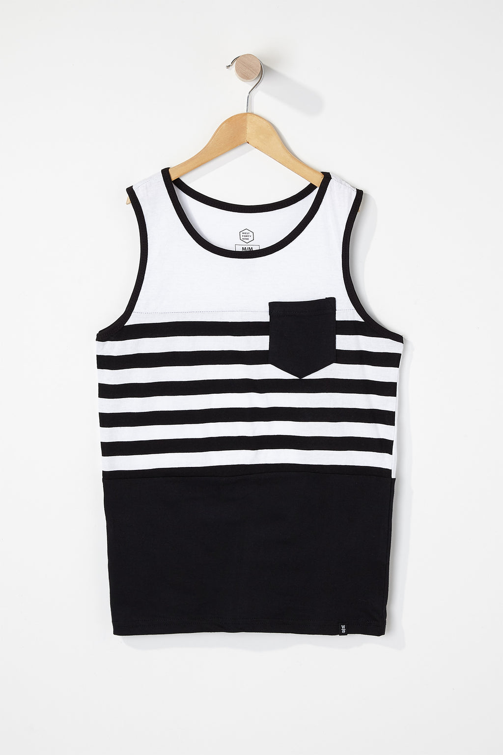 West49 Boys Striped Tank Top