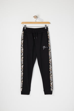 Young & Reckless Boys Camo Side Tape Joggers