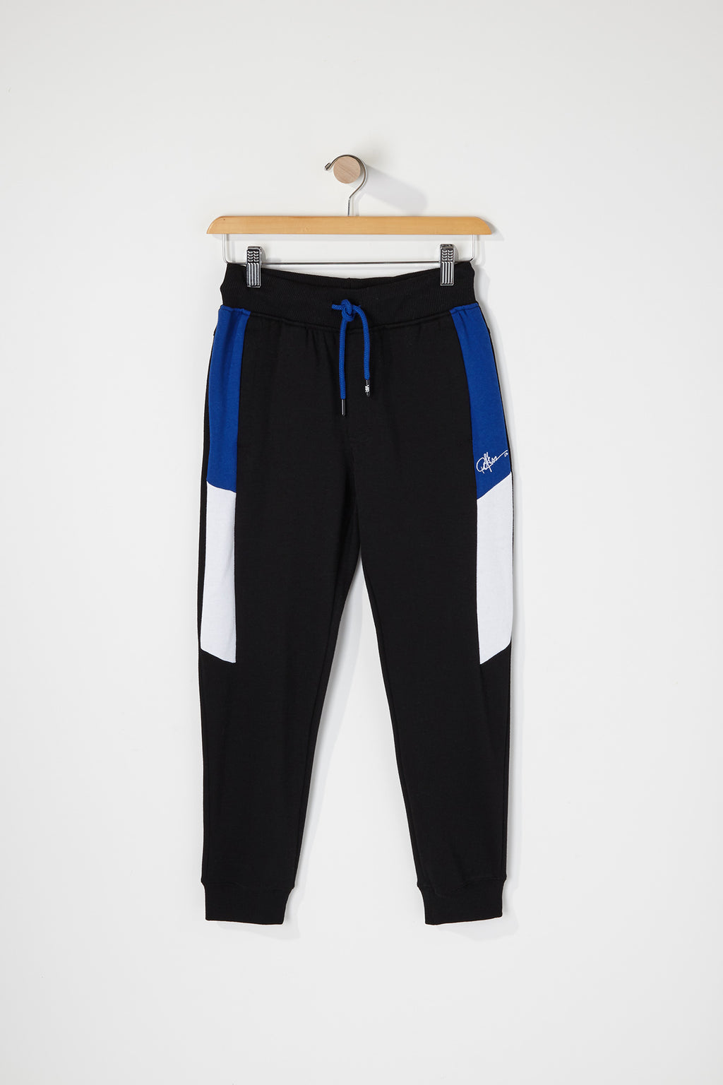 Young & Reckless Boys Colour Block Logo Joggers