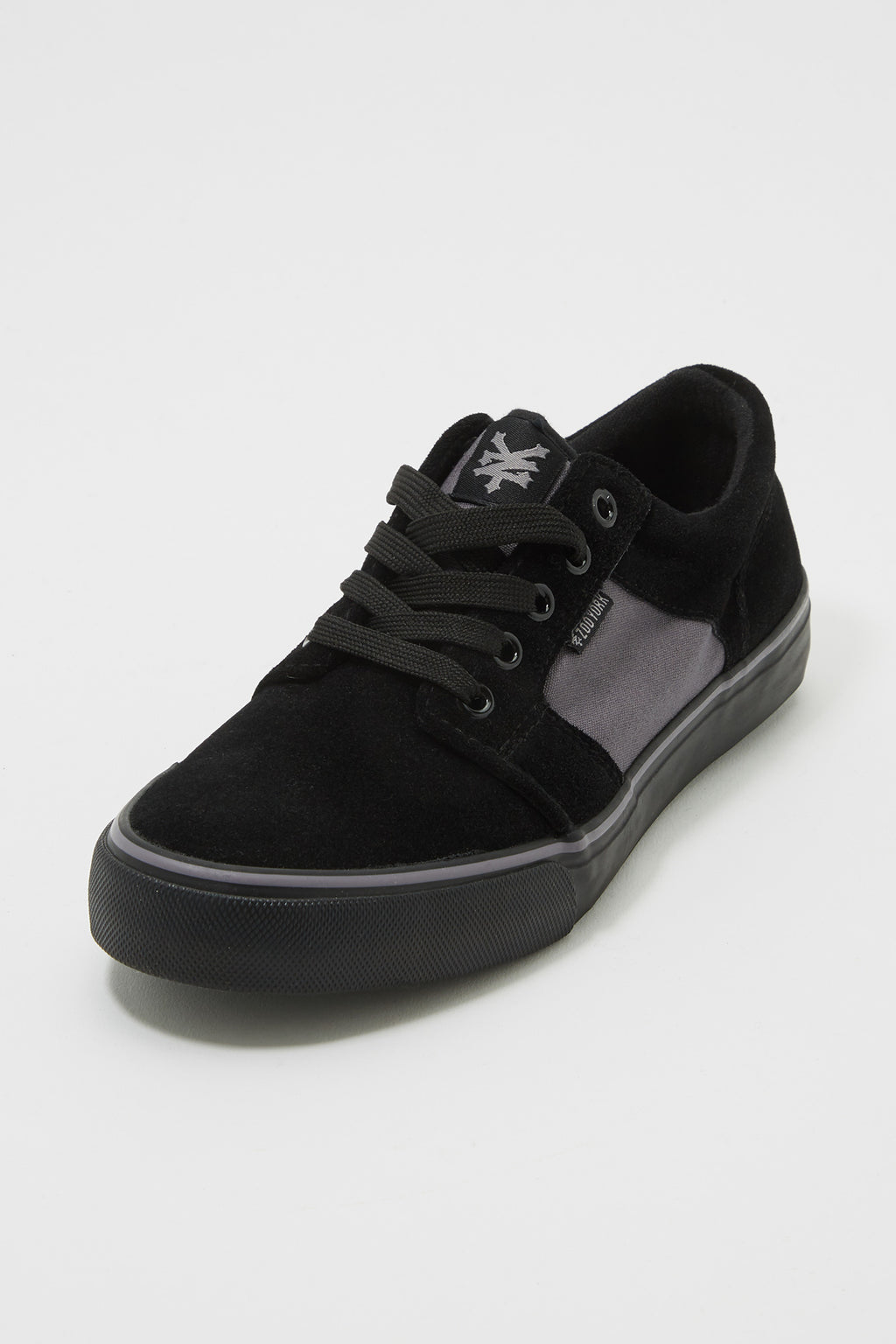 Zoo York Mens Two Tone Lace Up Shoes