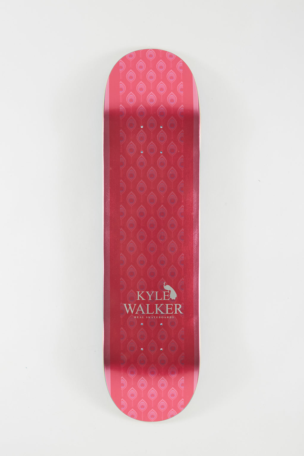 Real Skateboards Walker Tail Feather Deck 8.25""