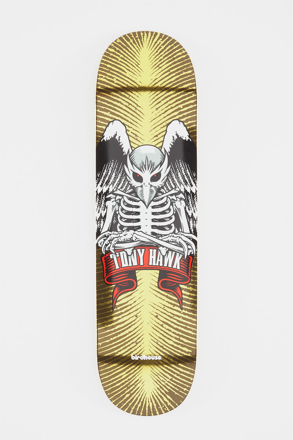 Birdhouse Hawk Icon Foil Skateboard Deck 8.25""