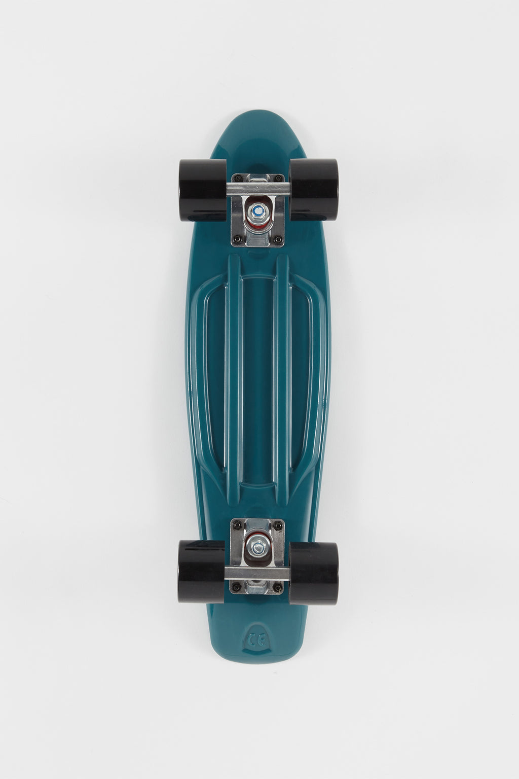 Solid Teal Cruiser 22""