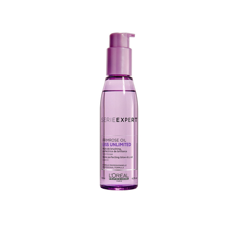 O Spray Blow Drying Oil da gama Liss Unlimited L'Oréal Professionnel