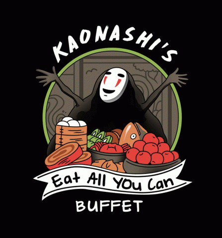 All you can eat Buffet Tee