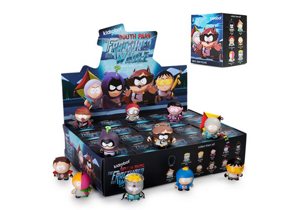 South Park: The Fractured But Whole Mini-Figures
