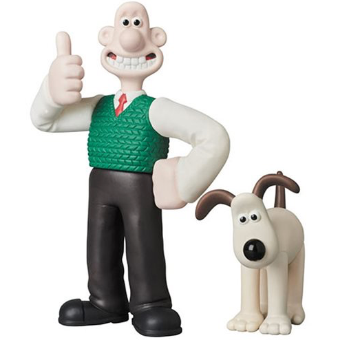 Wallace and Gromit UDF Mini-Figure