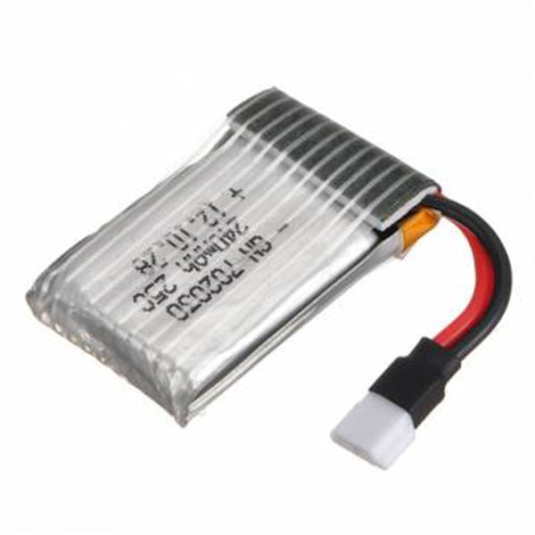 3.7V 240MAH Lithium Polymer Battery With JST-DS