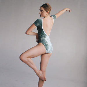 """Chelsea"" Leotard Mint Velvet"