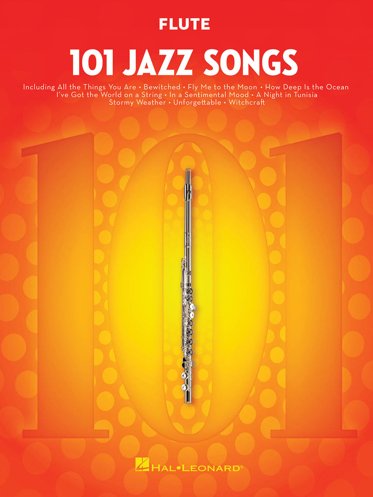 101 Jazz Songs (Popular Arrangements)