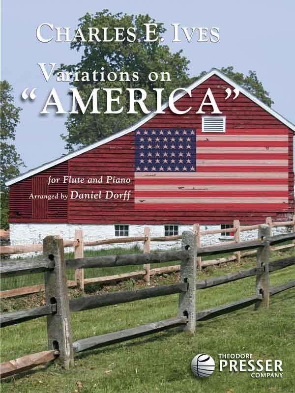 "Variations On ""America"" (Flute and Piano)"