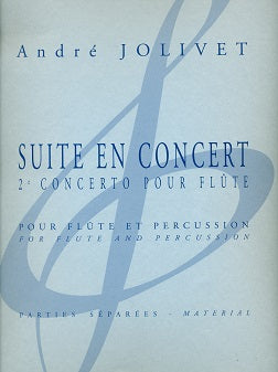 Suite En Concert (Flute and Percussion)