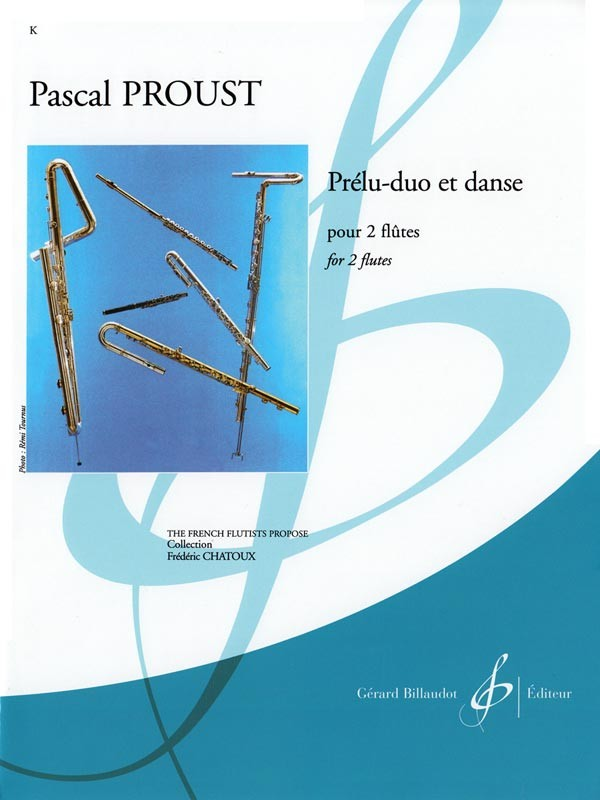 Prelu-duo et danse (Two Flutes)