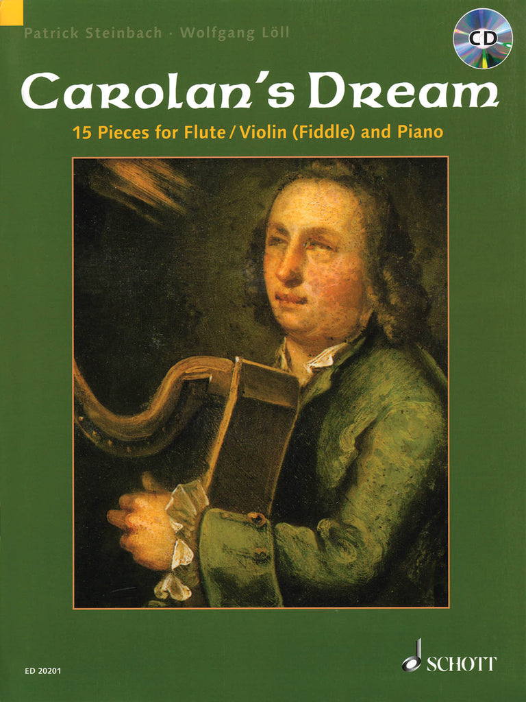 Carolan's Dream (Flute and Piano)