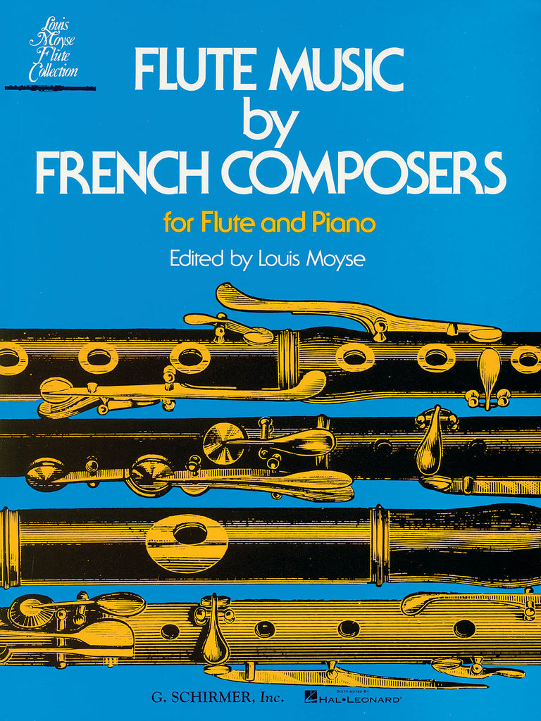 Flute Music by French Composers (Flute and Piano)