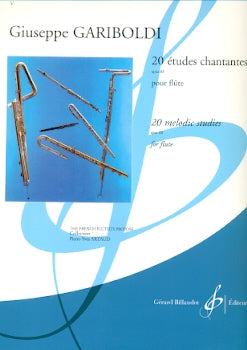 20 Etudes Chantantes Op. 88 (Studies and Etudes)