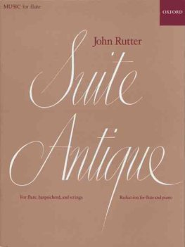 Suite Antique (Flute and Piano)