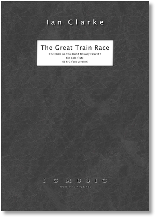 The Great Train Race (Flute Alone)