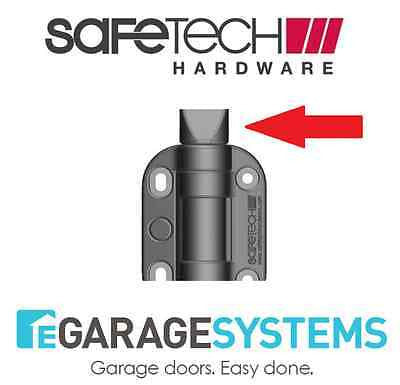 Safetech Gate Hinge Safety Cap For 135 Series Gate Hinges Black - SC-30