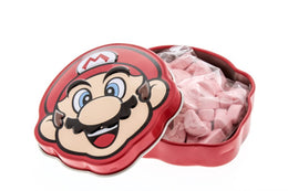 Super Mario Brick Breakin' Candies- Super Mario Candy Tins - 3-Pack