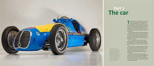 Maserati 4CLT Chassis number 1600 book
