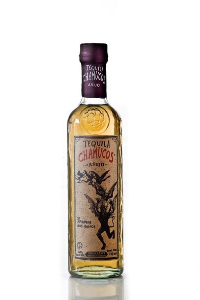 Chamucos Tequila Anejo