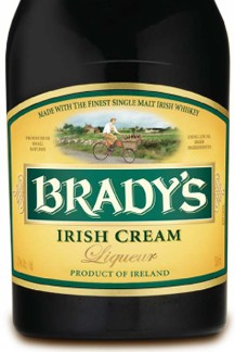 Brady's Irish Cream