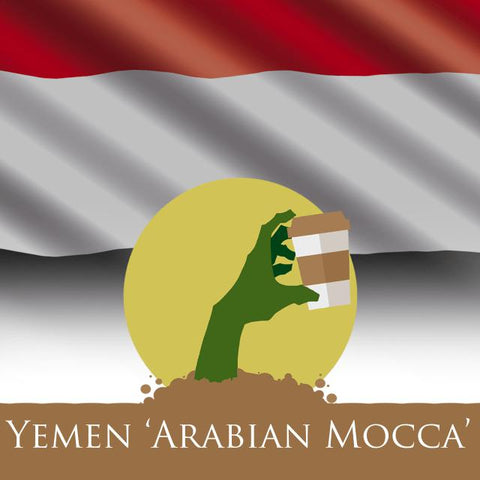 Coffee - Yemen 'Arabian Mocca' Coffee