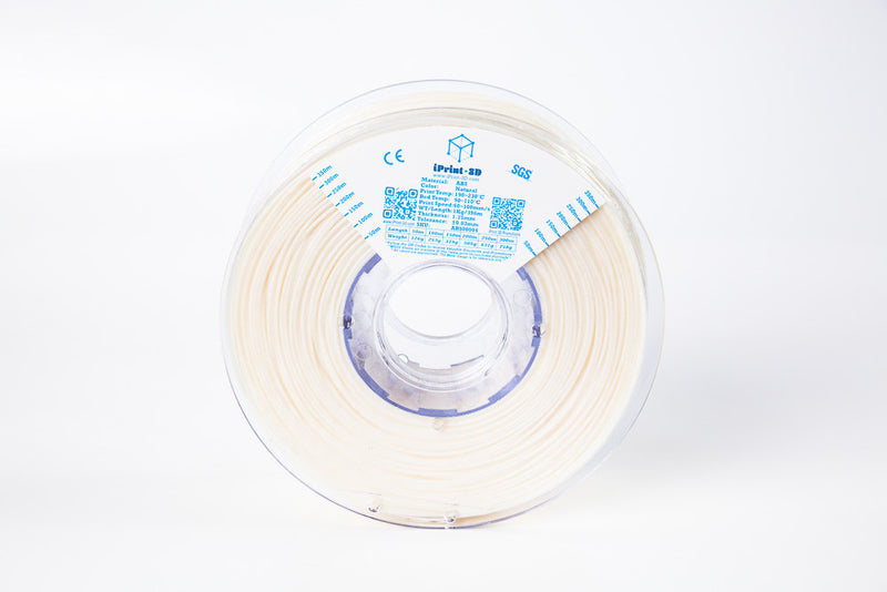 Natural ABS Premium 3D Filament