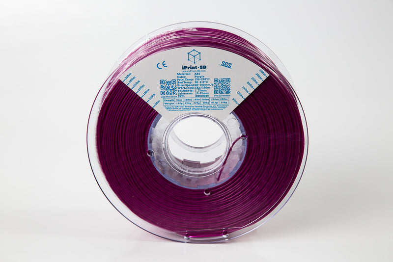 Purple ABS Premium 3D Filament