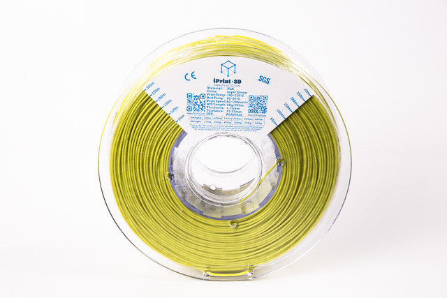 Light Green PLA Premium 3D Filament