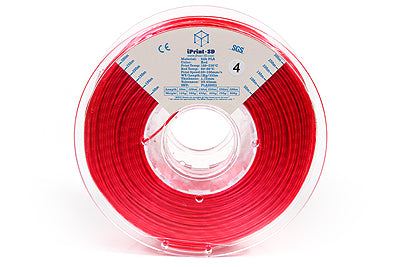Silk Red, PLA Premium 3D Filament