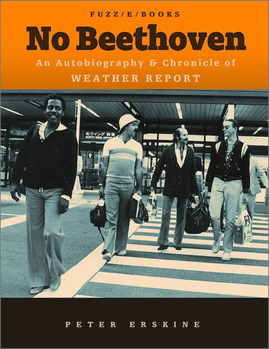 No Beethoven SIGNED BY PETER ERSKINE