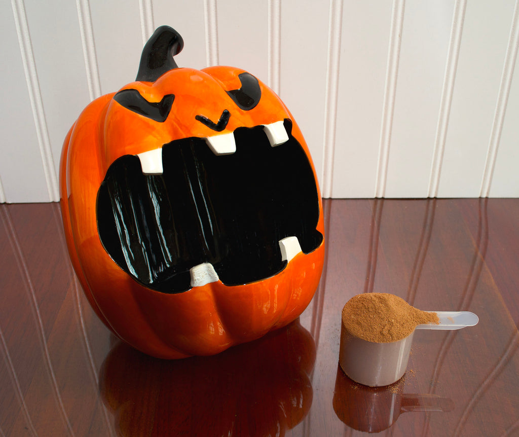 Even Jack O' Lanterns Love PE Chocolate