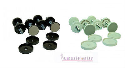 NEW Dreambaby Replacement Parts Security Baby Safety Gate Bolts Caps Screws Pads - BumpsieDaisy