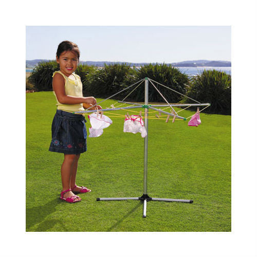 NEW Orbit Pegs N Play Childrens Galvanised Metal Rotary Clothes Line Incl.Pegs - BumpsieDaisy
