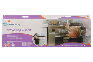 New Dreambaby Stove Oven Top Guard Baby Toddler Safety Dream Baby - BumpsieDaisy