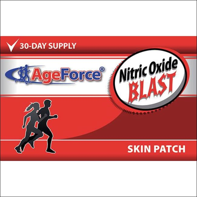 Nitric Oxide Supplement | Ageforce N.o. Patch