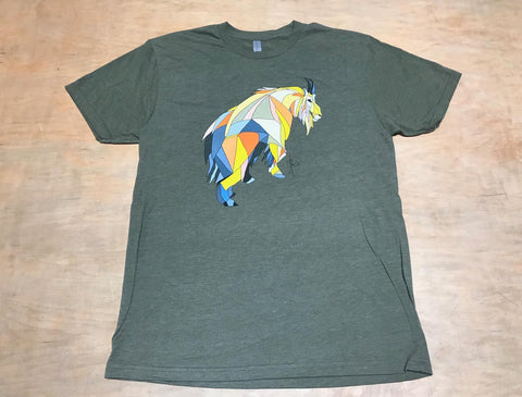 Casey Braam Mountain Goat T-Shirt