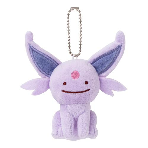 Ditto Transform Espeon Keychain - Poke Plush Australia