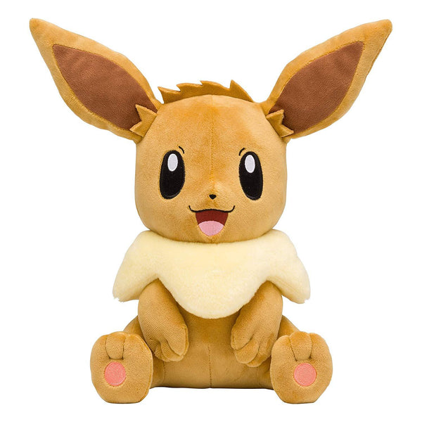 (SPECIAL ORDER) Pokemon Center Original Life Size Eevee Plush Toy - Poke Plush Australia