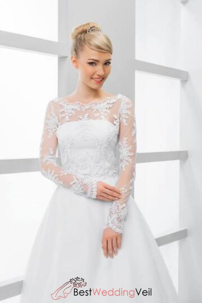 lace-long-sleeved-wedding-jacket-sheer-bridal-separates
