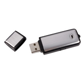 Extended Memory USB Flash Drive Audio Recorder