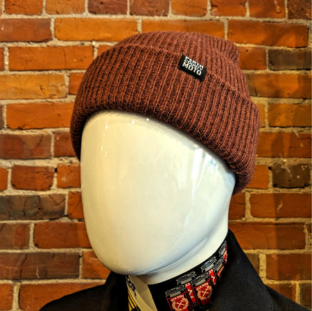 *Perth County Moto - Wool Watchman Toque